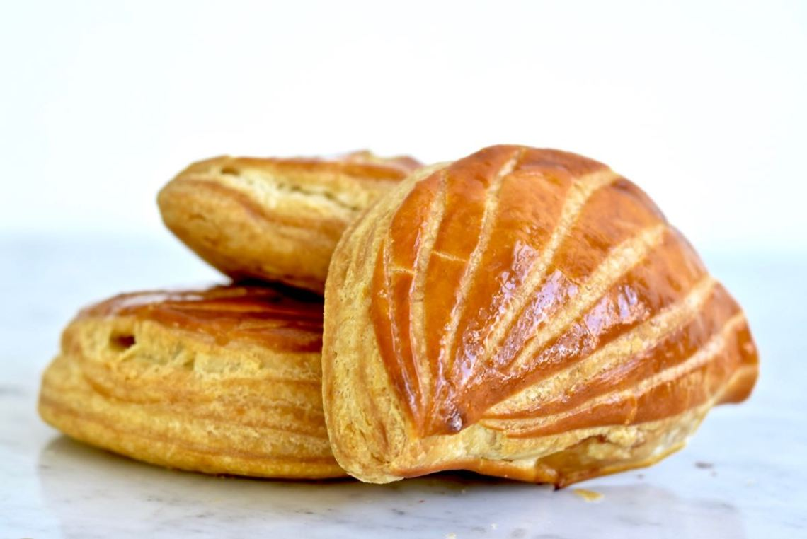 Chaussons aux Pommes - Gwenn's Bakery