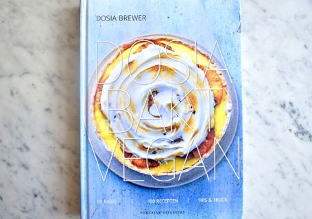 Dosia Bakt Vegan Review - Gwenn's Bakery