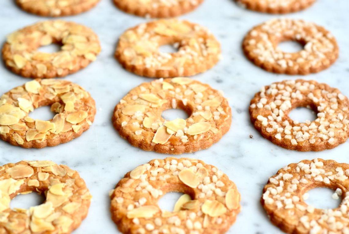 Kerstkransjes - Gwenn's Bakery
