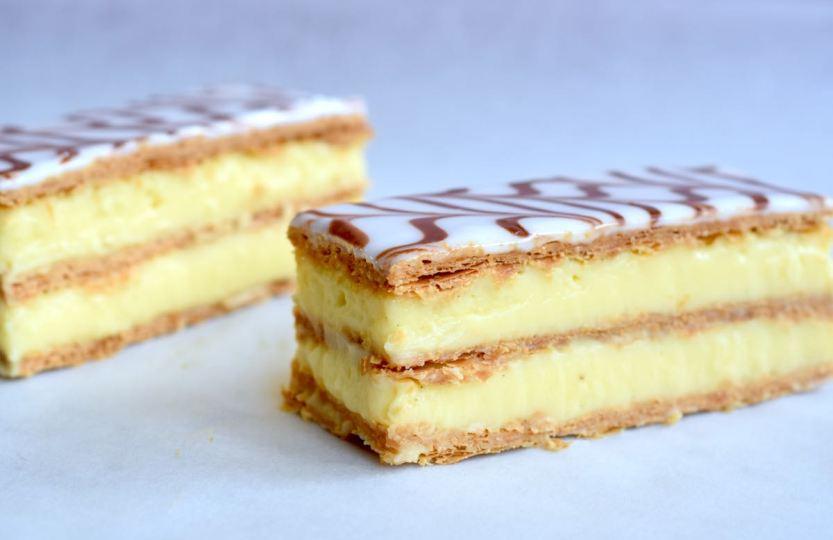 Millefeuille klassiek - Gwenn's Bakery