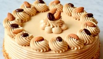 Mokkataart recept - Gwenn's Bakery
