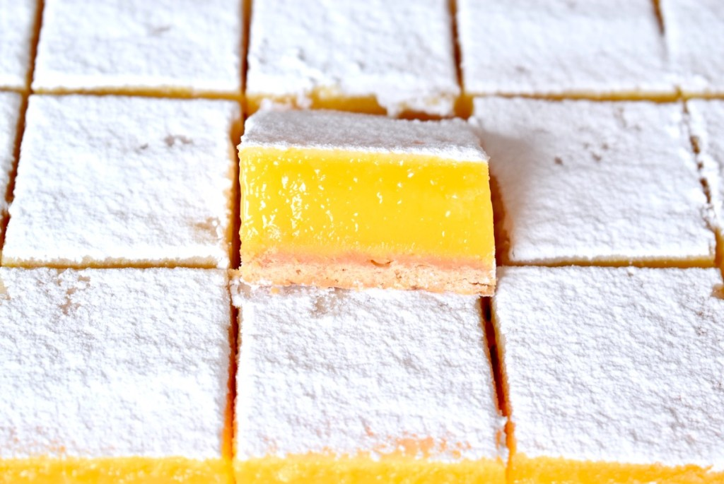 Lemon Bars - Gwenn's Bakery
