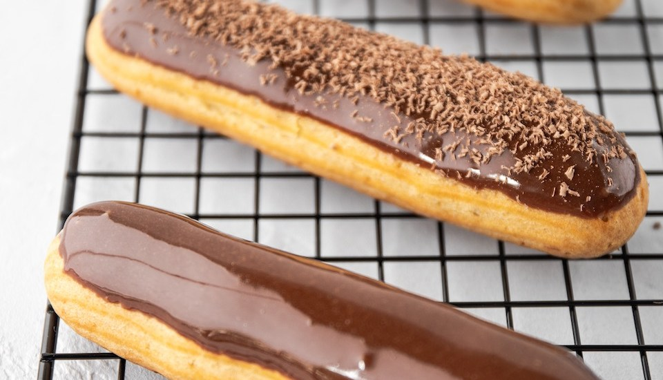 Chocolade eclairs - Gwenn's Bakery - Moderne Franse Patisserie