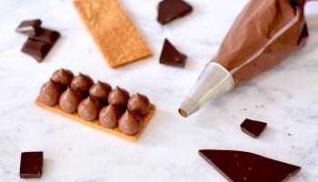 Chocolade crémeux - Gwenn's Bakery