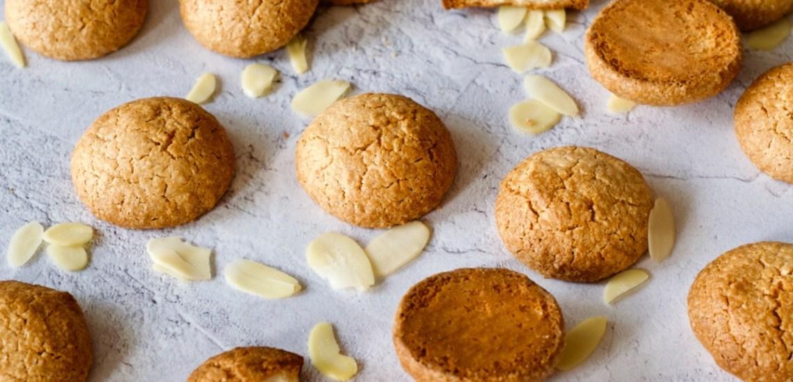 Bitterkoekjes - Gwenn's Bakery