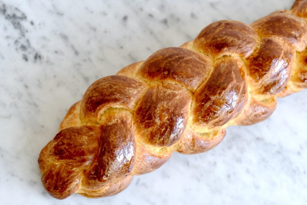Gevlochten Brioche - Gwenn's Bakery