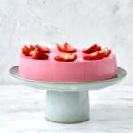 Aardbeien kwarktaart - Gwenn's Bakery