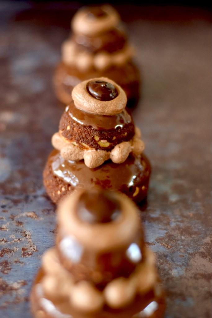 Chocolade religieuse - Gwenn's Bakery