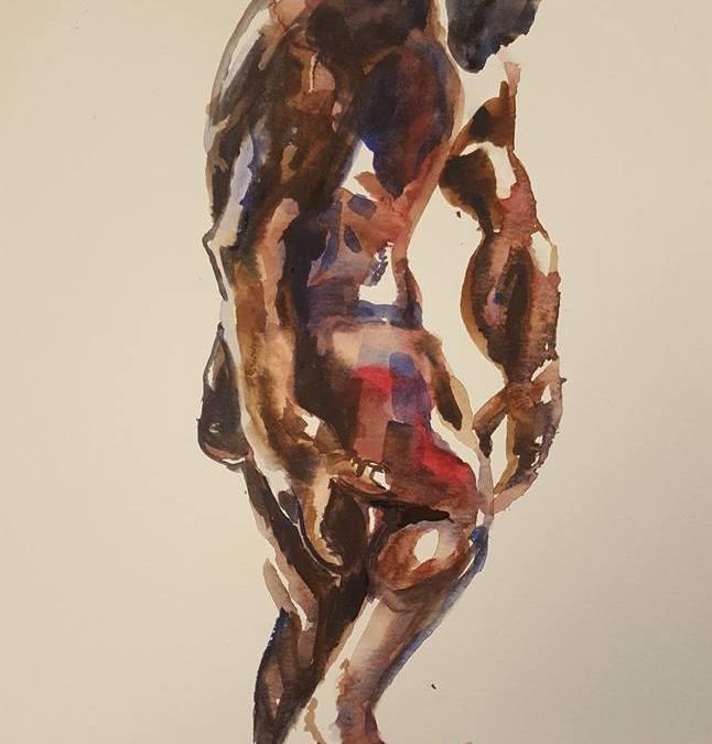 Rodin Sculpture 1