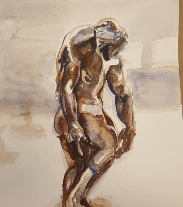 Rodin Sculpture 2
