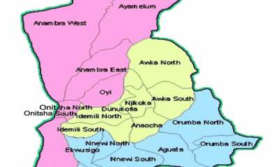 Anambra Guber Election Holds Nov 6