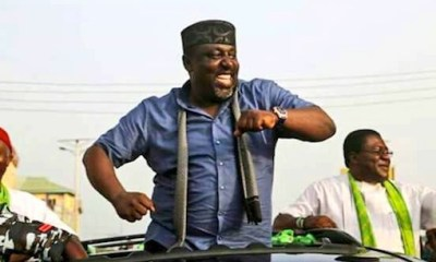 Okorocha's new party