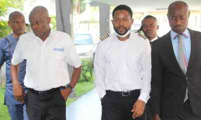 Rivers Withdraws Charges Against Caverton Pilots - Green White Green