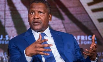Dangote Opens Up on ex-girlfriend's $5m blackmail