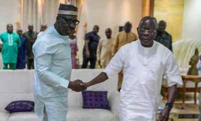 Oshiomhole accept election defeat