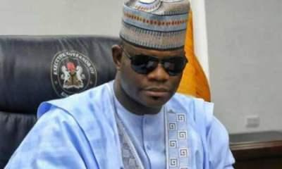Yahaya Bello's presidential bid