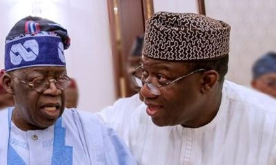 Tinubu Cannot sell