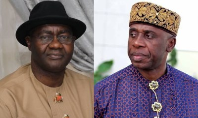 date for Amaechi and Abe