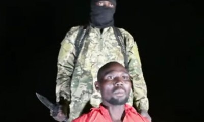 Pastor In Captivity Cries For Help As Boko Haram Gives FG A Week Deadline To Secure His Release