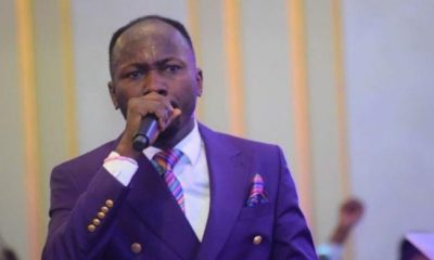 Have Mercy On Him, Apostle Suleman Begs Boko Haram Not To Kill Abducted Pastor