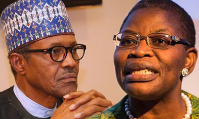 Buhari Needs Mental & Physical Evaluation Of Health - Oby Ezekwesili
