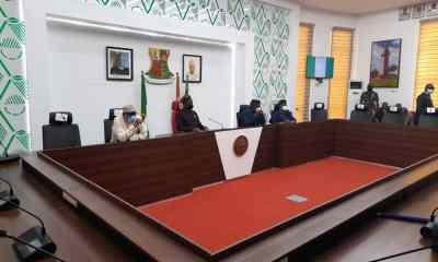 Insecurity: South West Governors, Traditional Rulers, Others Meet In Ibadan