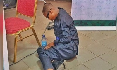 How Petitioner Slumped While Narrating Ordeal In SARS Custody