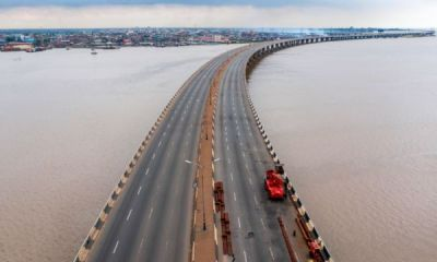 FG Finally Reopens Third Mainland Bridge To Traffic