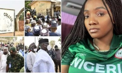 Kagara Abduction: Simi Reacts To Alleged Ransom Paid To Bandits