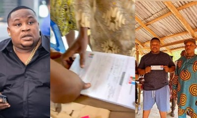 """Cubana Chief Priest Joins APC, Says """"Time To Do Politics With Old Men"""""""