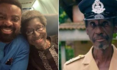 Sadiq Daba Had Oxygen Machine While Acting In 'Citation' — Film maker, Kunle Afolayan