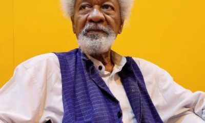 Stop Being Timid, Demand For More Autonomy, Says Soyinka