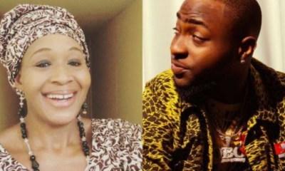 Kemi Olunloyo Slams Davido Fan Over Grammy Awards