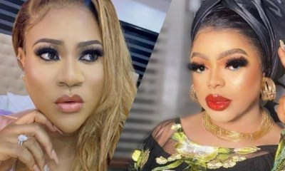 Bobrisky and Nkechi Blessing Sunday Reconcile After Social Media Fallout