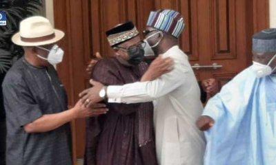 Bauchi Benue governors