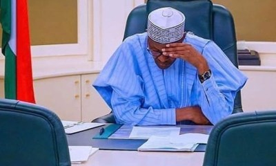 Buhari Mourns As His Official Driver Dies After Prolonged Illness