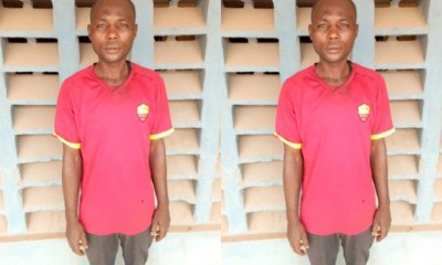 Man Nabbed For Defiling 4-Year-Old Girl In Ogun State