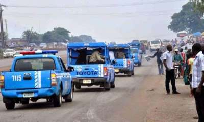 Police Arrest Gunmen Who Kidnapped FRSC Officials