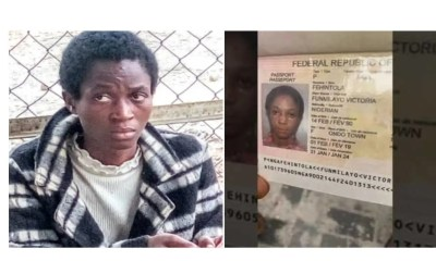 How Lady Stranded At Lagos Airport, Fehintola Travelled To Oman
