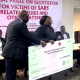 #EndSARS: Four Petitioners Get N16.25m Cheques At Lagos Panel