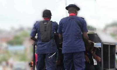 How NSCDC Arrested Illegal Foreign SIM Card Dealer