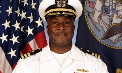 Kelechi Ndukwe Becomes The First Nigerian Captain Of A U.S. Navy Ship