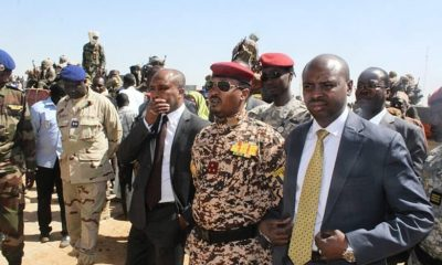 Nigerian Military Raises Alert Level As Deby's Son Takes Over Chad Govt