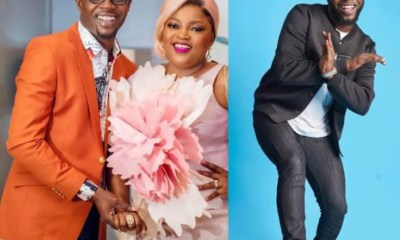 Funke Akindele Gushes Over JJC Skillz As He Celebrates His Birthday