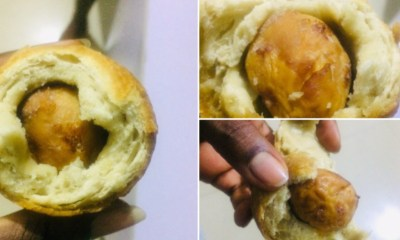 Lady Left Stunned By What She Found In An Eggroll She Bought