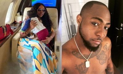 Reactions As Chioma Vows To Keep Ifeanyi From Davido