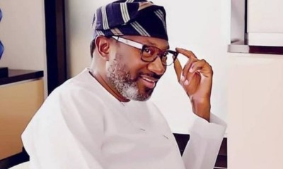 Femi Otedola Recounts His Encounter With A Disabled Child