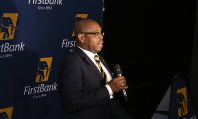 JUST IN: First Bank Appoints New MD/CEO As Incumbent Retires