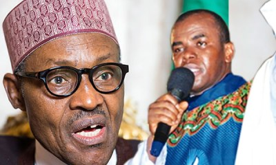 Shehu Sani To Buhari: Call Mbaka and Reconcile With Him