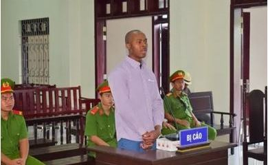Nigerian Drug Trafficker Paulinus Sentenced To Death In Vietnam
